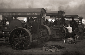 The Leica M2 and the Dorset Steam Rally