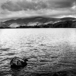 As viewed from Derwent Water.