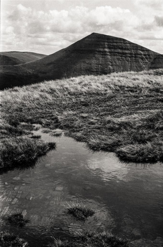 Cribyn, Brecon Beacons. 1958 Leica M2, 5cm Elmar f/2.8 Ilford FP4+ in FX-39