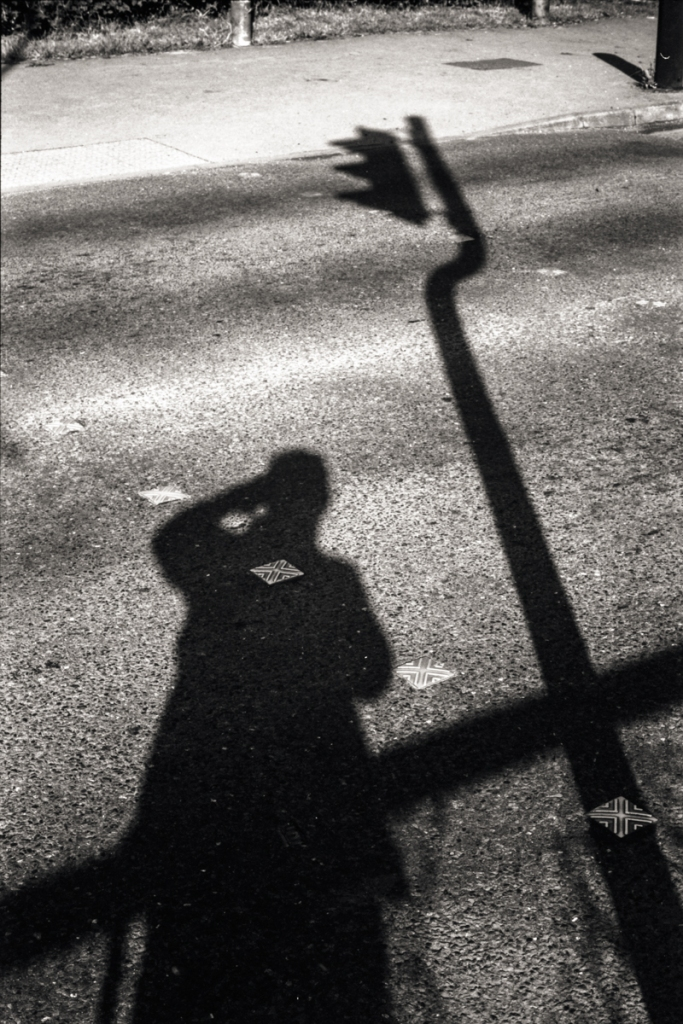 Shadow Selfie (you hear it here first...)