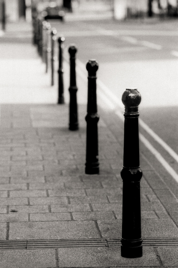 Posts. Welsh Street, Chepstow.