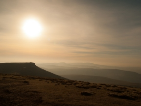 Brecon Beacons National Park.
