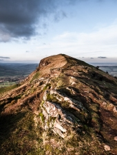 Known as Skirrid in English.